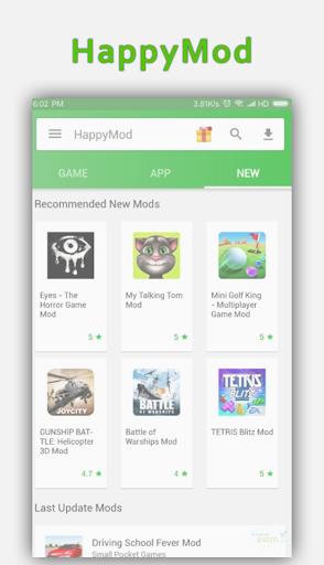 Premium Apps HappyMod 1.0 screenshots 1