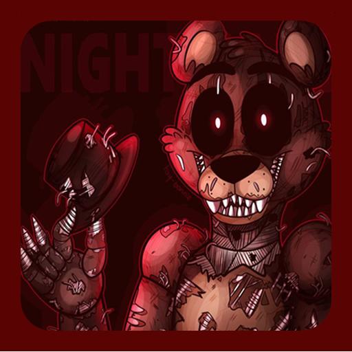 FNAF Creepy At Night