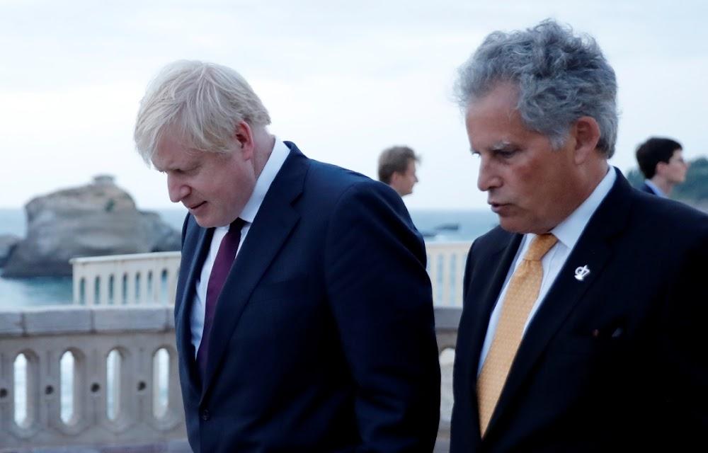 Boris Johnson weier om 'n egskeidingsrekening van £ 39 miljard te betaal in Brexit sonder ooreenkoms