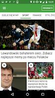 Screenshot of WP24 - newsy, pogoda, sport