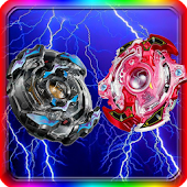 Power Beyblade Spin Game