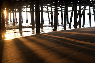 Photo: Santa Monica pier, 2009
