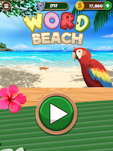 Word Beach: Connect Letters, Fun Word Search Games Screenshot