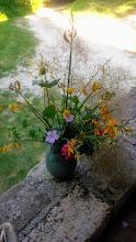 Photo: Sträußchen aus den Blumen am Wegesrand