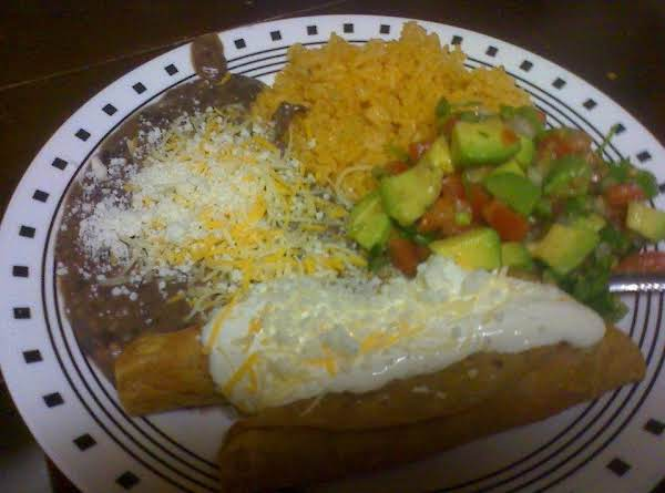 Potato Flautas Recipe