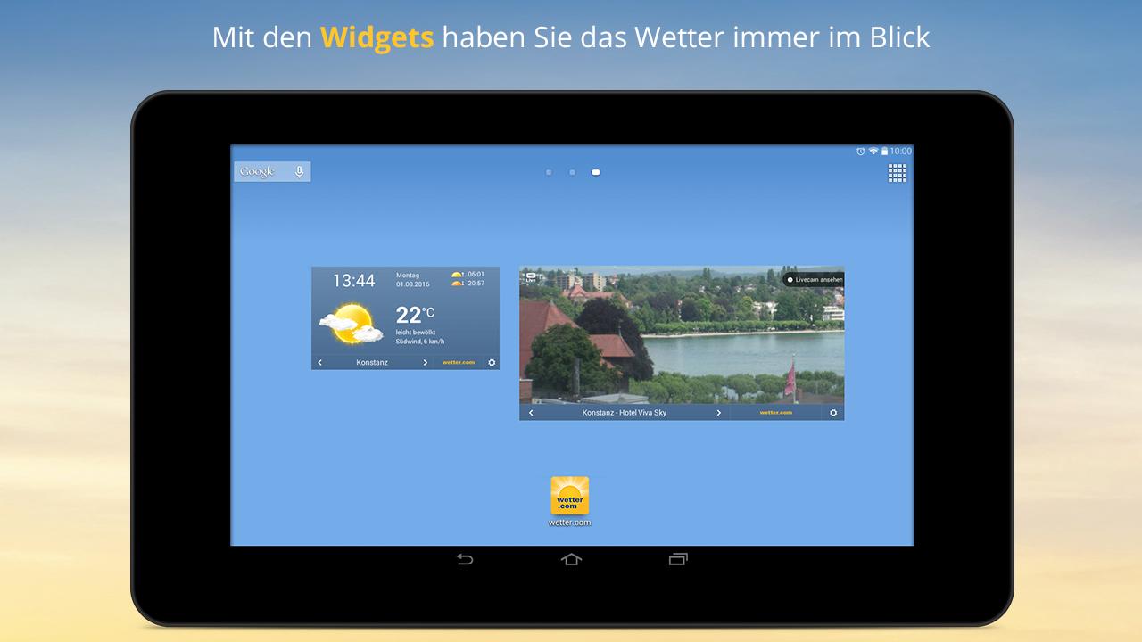chip wetter app