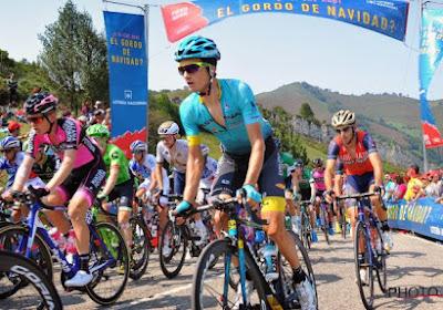Spanjaard van Astana is de beste in 7e Giro-etappe, Conti behoudt het roze