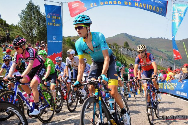 Spanjaard van Astana houdt Valverde van winst in Ronde van Murcia