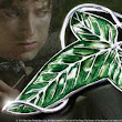 Elven Leaf from Lord Of The Rings
