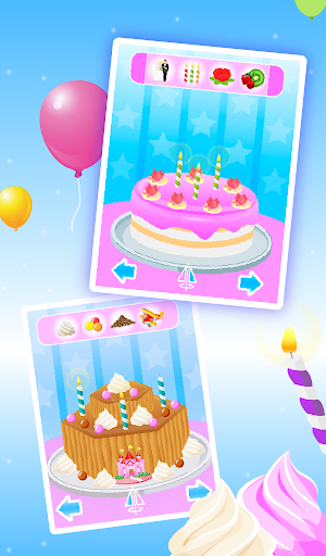 Cake Maker - Cooking Game apkpoly screenshots 13