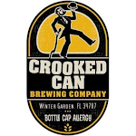 Logo of Crooked Can Axum Coffee Chocolate Stout