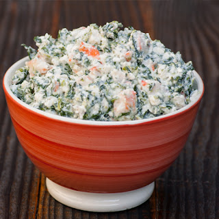 Seafood Spinach Dip Recipes