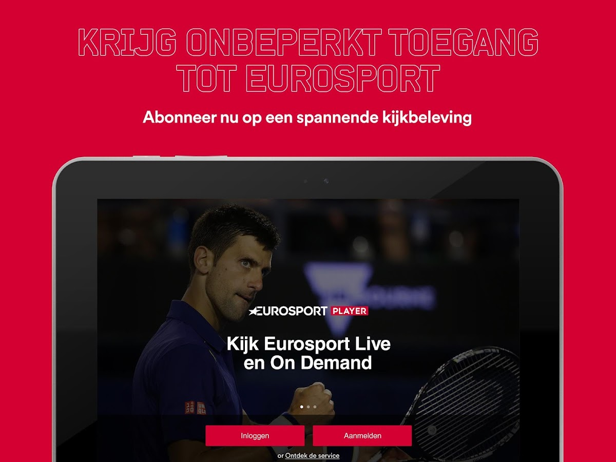 Watch Eurosport 1 live now, and access other live channels from the BBC, ITV, Channel 4, Five, Dave and other UK channels on TVPlayer online for FREE.