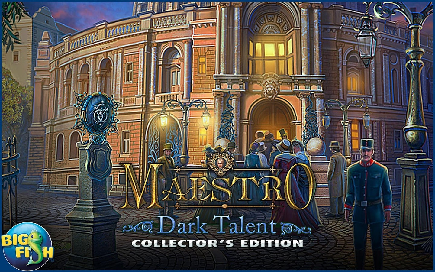 Maestro: Dark Talent (Full)- screenshot