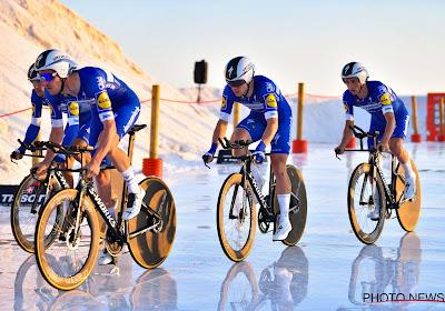 Deceuninck-Quick.Step aan zet in mogelijke waaieretappe in Vuelta