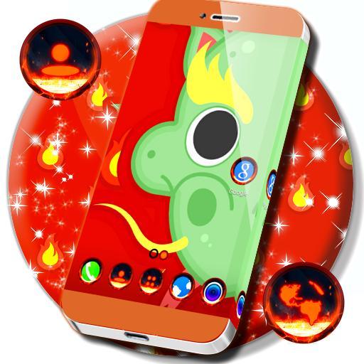 Emoji 2017 Dragon Theme