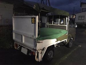 ハイゼットトラック  s110pのカスタム事例画像 北海道のミカン会長さんの2021年10月19日20:24の投稿