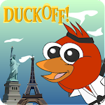 Duck Off Icon
