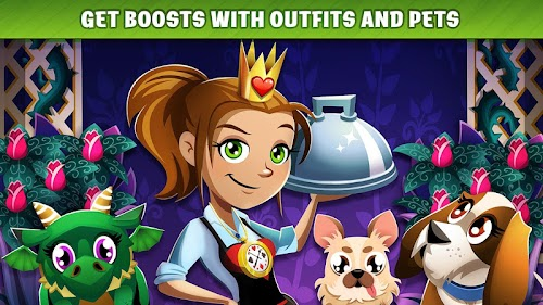 Screenshot 4 COOKING DASH 2.14.4 APK MOD