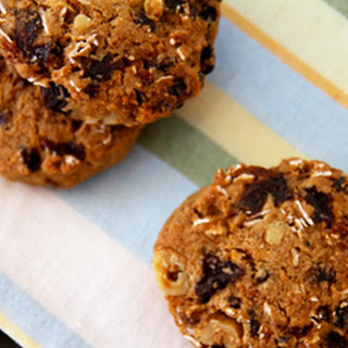 Granola Hermit Cookies