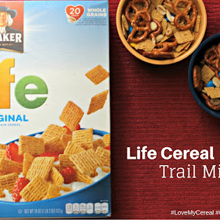 Life Cereal Recipes.