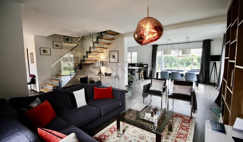 Maison avec jardin et terrasse Veigy-Foncenex