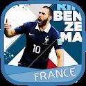 France Football Team Wallpaper HD icon