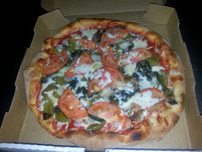 Photo: pizza delivery