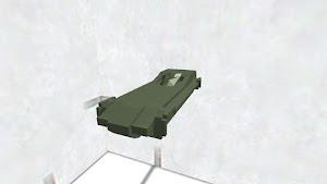 未来的固定砲塔