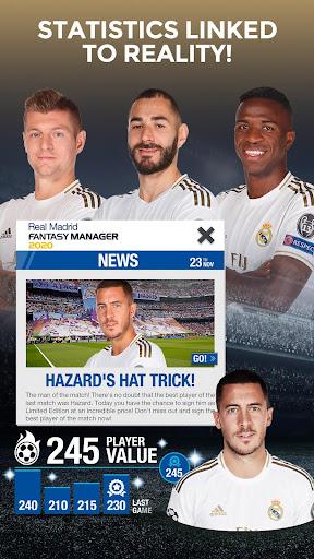 Real Madrid Fantasy Manager'20 Real football live  screenshots 4
