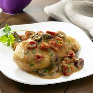 Creamy Balsamic Chicken