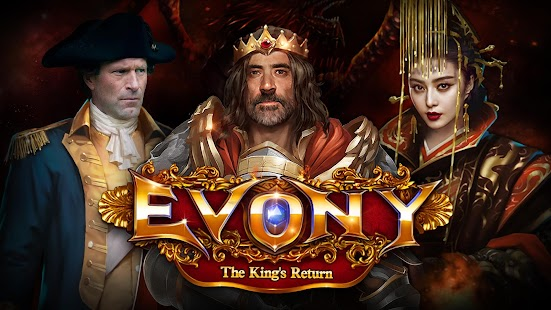 Evony: The King's Return - náhled