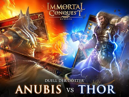 Immortal Conquest: Europe – Miniaturansicht des Screenshots