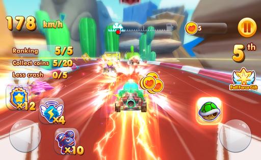 Super Chibi Race: Robot Kart Drift Car Racing Game 1.1.23 {cheat|hack|gameplay|apk mod|resources generator} 3