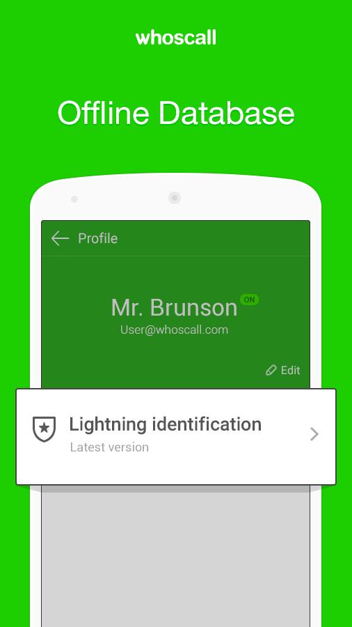 Whoscall- Caller ID&Block- screenshot