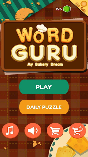 Word Guru - My Bakery Dream for Android apk 1