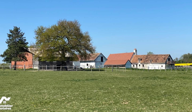 Corps de ferme Chatillon-sur-loire
