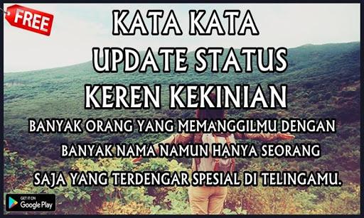 Download Update Status Keren Kekinian Google Play Softwares