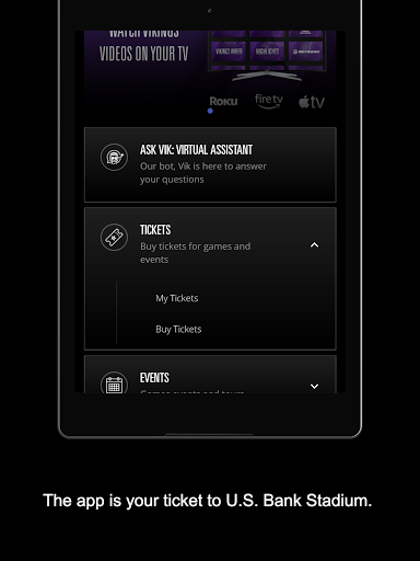 Minnesota Vikings Mobile screenshot 12
