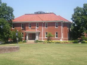 Photo: The Tally-Brady hall  - the chemistry bldg.  Thomas W. Talley & St. Elmo Brady were chemistry professors at Fisk.