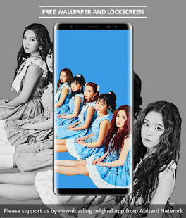Red Velvet Wallpaper Kpop Apps On Google Play