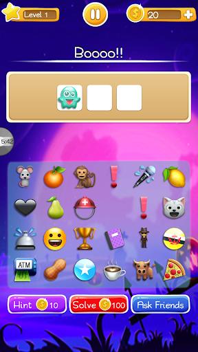 Words to Emojis u2013 Best Emoji Guessing Quiz Game  gameplay | by HackJr.Pw 18
