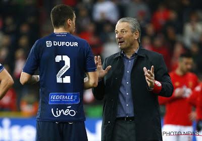OFFICIEL !  Bernd Storck ne sera plus le coach de l'Excel Mouscron la saison prochaine
