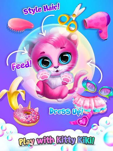 Kiki & Fifi Bubble Party - Fun with Virtual Pets  screenshots 13
