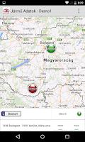 Screenshot of MultiAlarm GPSMonitor