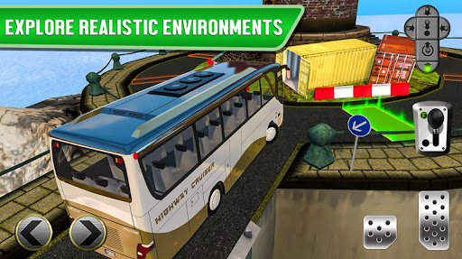 Ferry Port Trucker Parking Simulator apktram screenshots 12