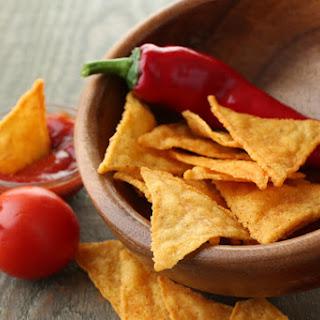 Homemade Restaurant Tortilla Chips