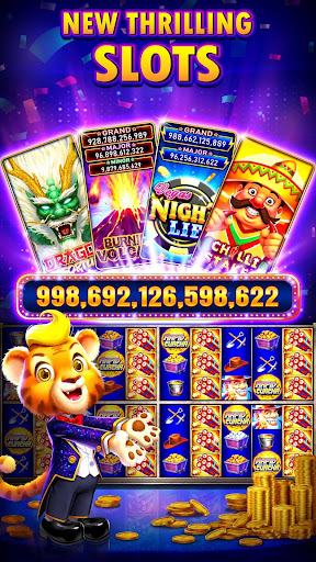 Cash Party Slots : Free Vegas Casino Games screenshot 1