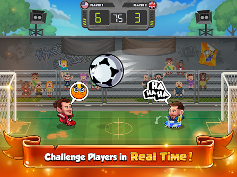 Head Ball 2 apk screenshot