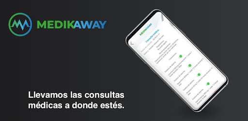 Medikaway the application to carry out remote medical consultations.